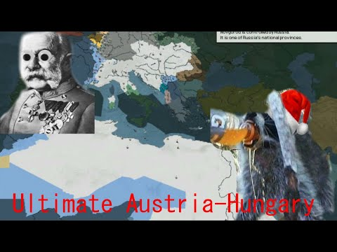 Ultimate Austria-Hungary! | Darkest Hour: A Hearts of Iron game |