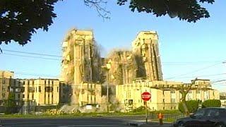 United States Naval Hospital - Controlled Demolition, Inc.