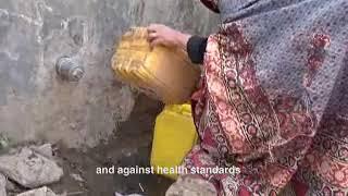 فلم قصير عن: أزمة المياه تخنق الحياة بالعاصمة صنعاء