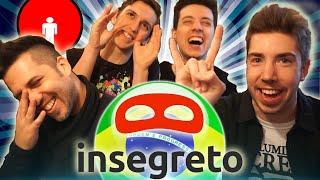 """""""VOGLIA DI ANDARE A TRANS..."""" - #insegreto #8 [BRASIL EDITION] w/ Brazo, Bertra & Phanto"""