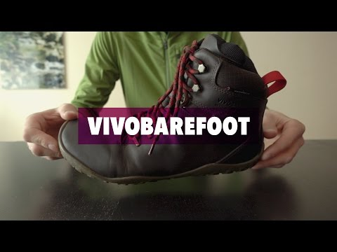 Review - Vivobarefoot Tracker Firm Ground Barefoot Hiking Boots