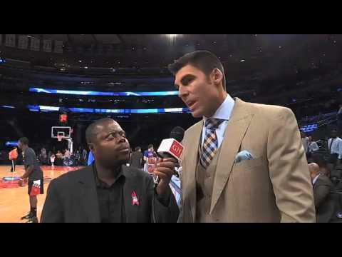 Wally Szczerbiak talks 2014-2015 New York Knicks