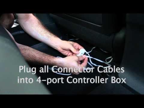 LED Car Lighting Kit - How To Install