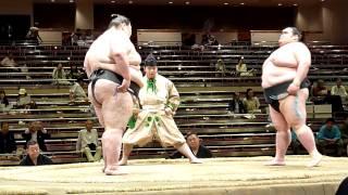Orora (2-4) - Kenho (3-3) , Sumo : Natsubasho 2013