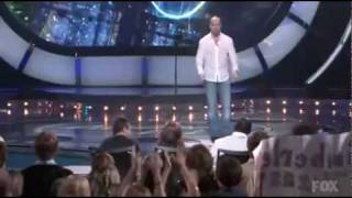 Chris Daughtry - American Idol - A Little Less Conversation HD (15)