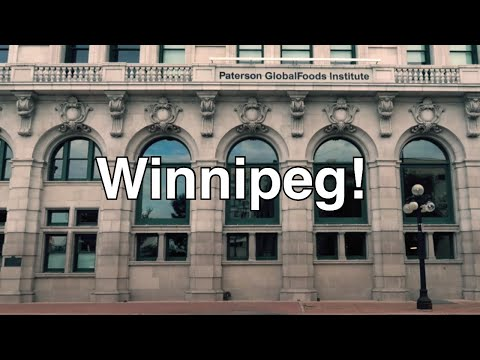 Exploring Winnipeg's Exchange District - Where to Eat in Winnipeg, Canada (Vlog 30)