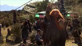 Bombur Harlem shake! (Hobbit randomness)