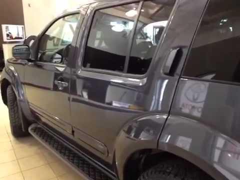 2010 Nissan Pathfinder 4WD SE 4 Door Sport Utility 4door at Sherwood Park Toyota Scion