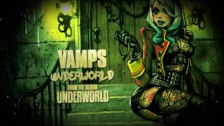 Official lyric video for 'Underworld' by VAMPS off of the new album...