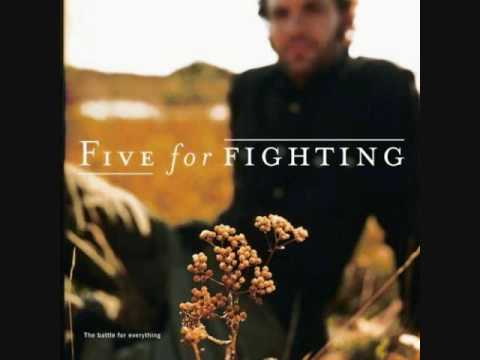 Five for Fighting - 100 years HQ!