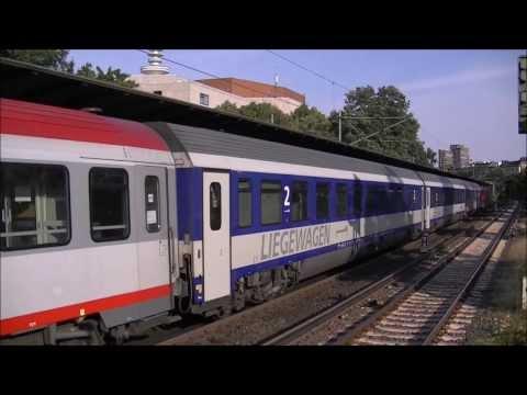 treinen in Hamburg Dammtor