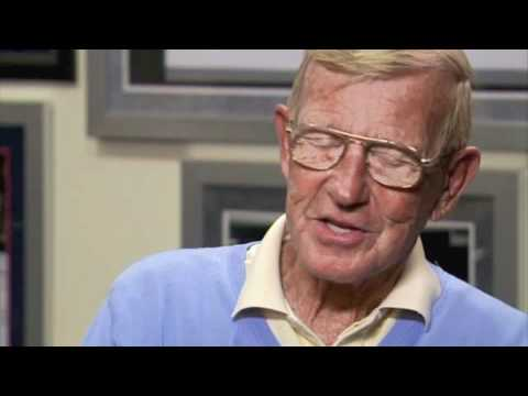 Lou Holtz Interview with Brandon Steiner