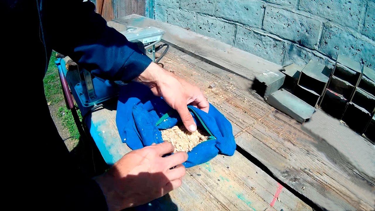Щепа для копчения станок своими руками фото 577