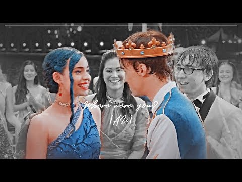 ●Ben & Evie | ❝Why'd you have to wait?❞ [AU]