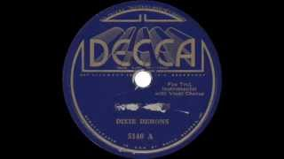 Dixie Demons - Casey Jones - 1935