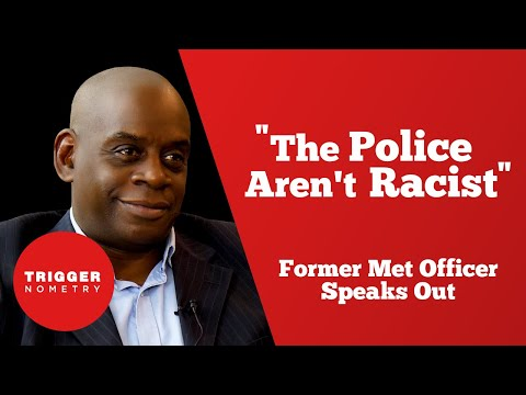 """The Police Aren't Racist"" - Former Met Officer Speaks Out"
