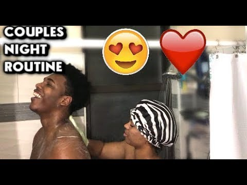 Our NIGHTLY ROUTINE As A TEENAGE COUPLE! 😍