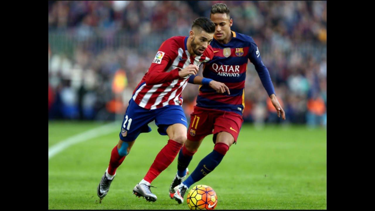 Yannick Carrasco vs Barcelona
