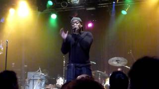 Living Colour  - Open Letter (To A Landlord) - Live at Highline Ballroom in NYC 01/04/12