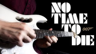 No Time To Die - Billie Eilish | Rock/Metal Guitar Cover