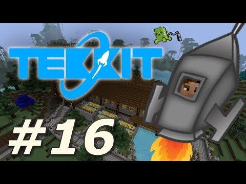 Minecraft: Tekkit - A.I. Integration (Part 16)