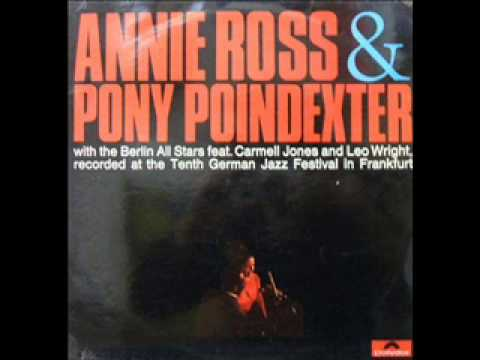 Annie Ross & Pony Poindexter - All Blues