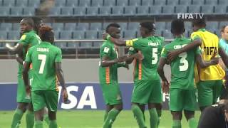 Video Gol Pertandingan Zambia U-20 vs Iran U-20