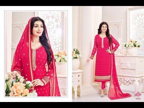 Latest Indian dresses collections 2017 || Ayesha Takia Salwar kameez || Lavina-58