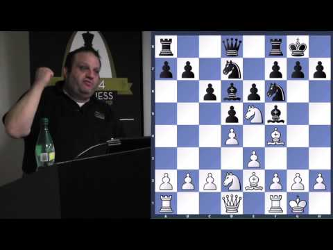 Lecture with GM Ben Finegold (Analyze This!) - 2014.06.03