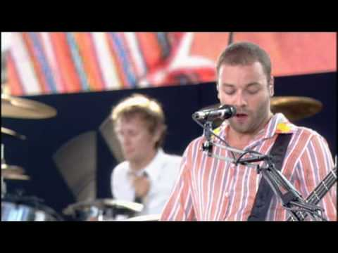 Muse  Time is Running Out at 8, Versailles Courtyard, Paris, France in 2005 HQ