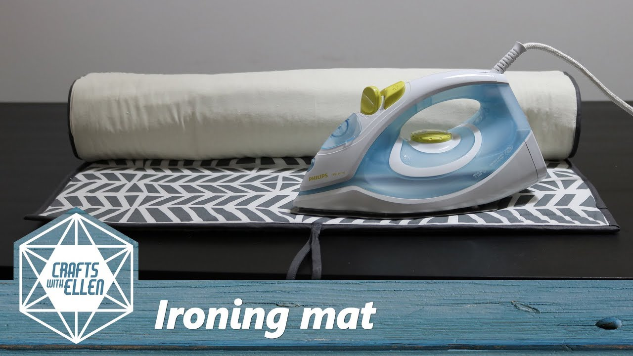 184312ae5a0 How To Make An Ironing Mat