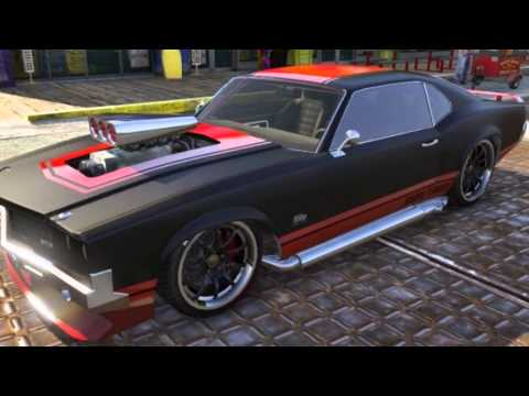 Best Muscle Car Gta