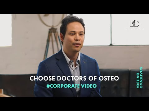 Doctors Of Osteo - Why Us