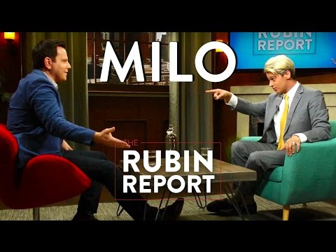 Milo Yiannopoulos and Dave Rubin Talk Donald Trump, Censorship, and Free Speech (Full Interview)