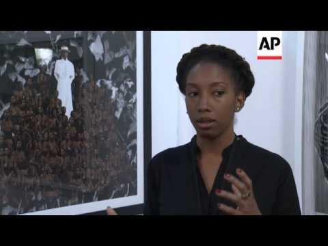 Showcase for emerging modern African artists