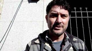 III Vuelta a Los Jardines de La Granja. Entrevista a José Luis Vázquez  22/1/2012 (2)