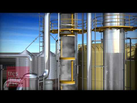 tresmiradas media - Proceso de producción de bioetanol de Bio4