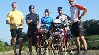 Odra - Nisa cyklo vylet od Baltu do Cech