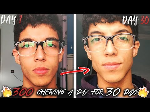 BEST EXERCICE TO TIGHTEN CHIN & JAWLINE!- 30 DAYS FACE TRANSFORMATION