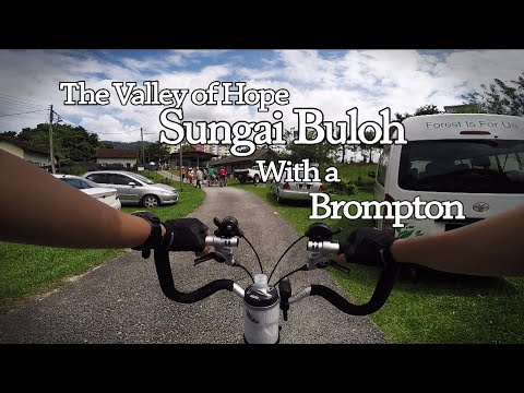 A Brompton Ride Through The Valley Of Hope