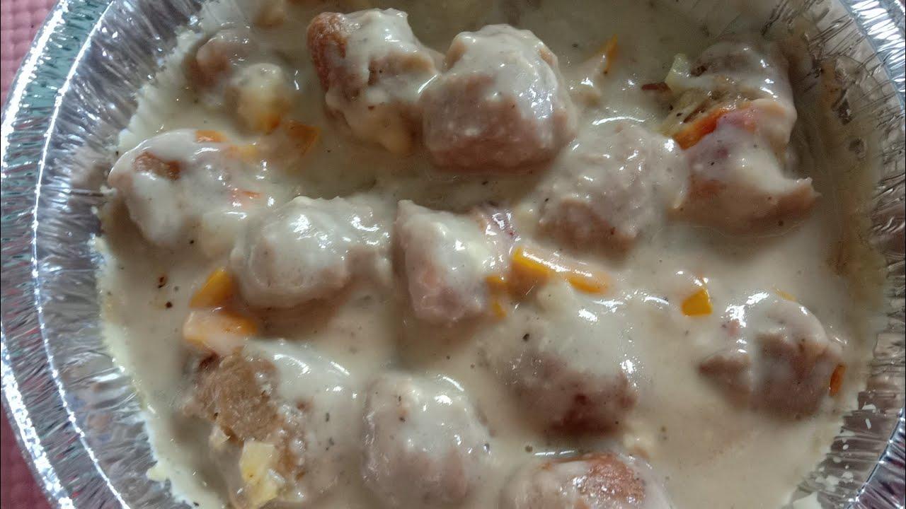 Download Resepi Carbonara Meatball Cheese   Sedap Level 1 Juta