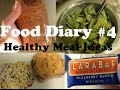 Food Diary #4 - Healthy, Gluten-Free Meals for Weight Loss!