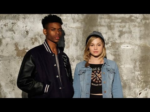 Thumbnail: FIRST LOOK At Olivia Holt In Marvel's Cloak & Dagger Series