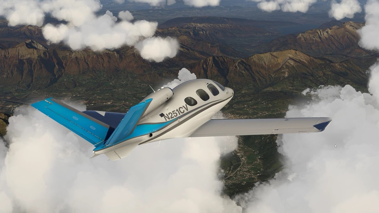 X Plane 11 Ultra Realistic Scenery