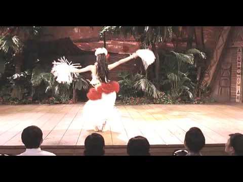Hula Girls Solo Dance Scene