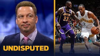 Kawhi is the only superstar the Lakers should go after in Free Agency - Broussard | NBA | UNDISPUTED