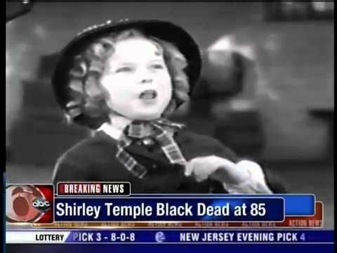 Shirley Temple Dead Former Child Star And U S  Ambassador To Ghana And Czechoslovakia Dies At 85
