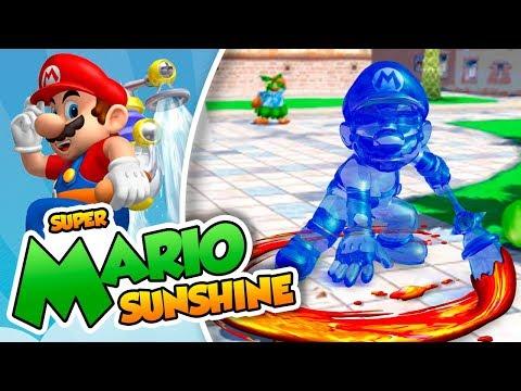 ¡El impostor! - #01 - Super Mario Sunshine en Español - DSimphony