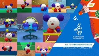 Philippines 2019 Sea Games - Pami | All Tv Openers  Nep