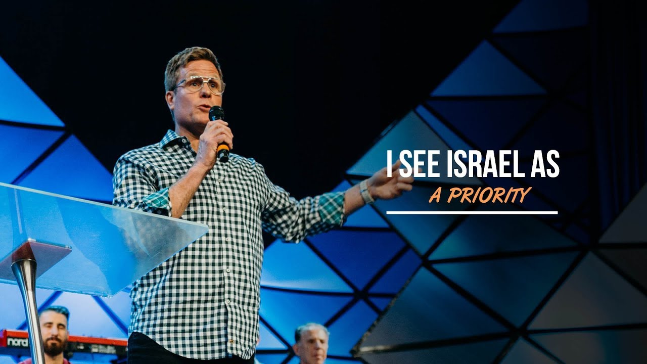I See Israel as a Priority // 7x7 Session